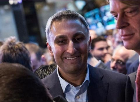 News video: Twitter Replaces CFO Mike Gupta With Former Goldman Executive